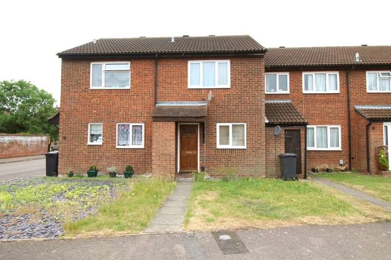 2 Bedrooms Property for sale in Alburgh Close, Bedford, MK42