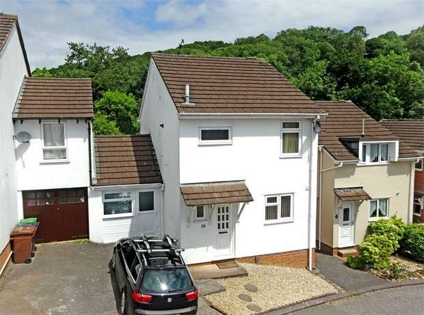 3 Bedrooms Link Detached House for sale in Sylvania Drive, Pennsylvania, EXETER, Devon