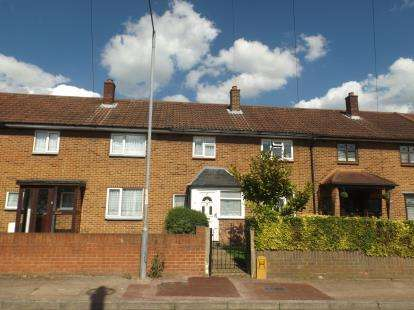 3 Bedrooms Terraced House for sale in Chadwell Heath, London, United Kingdom