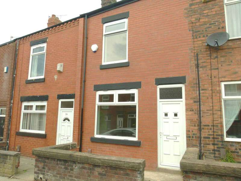 2 Bedrooms Terraced House for sale in Hawksley Street, Bolton