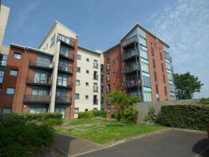 2 Bedrooms Flat for sale in Pocklington Drive, Manchester, Greater Manchester
