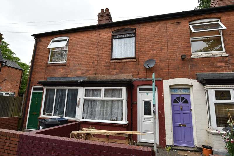 2 Bedrooms Terraced House for sale in Ivy Avenue, Runcorn Road, Balsall Heath