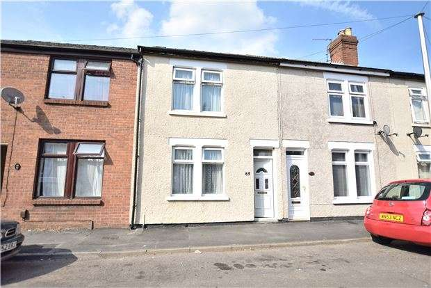2 Bedrooms Terraced House for sale in Robinhood Street, GLOUCESTER, GL1 5PW