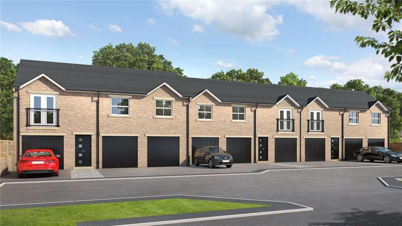 2 Bedrooms Flat for sale in Plot 151, Riverside Views, Briars Lane, Stainforth, Doncaster, DN7