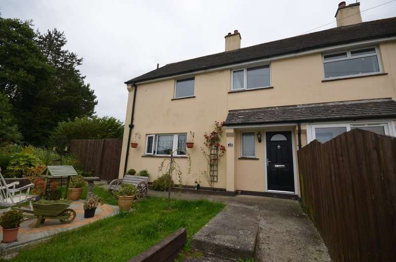 3 Bedrooms Semi Detached House for sale in Kirby Road, Truro