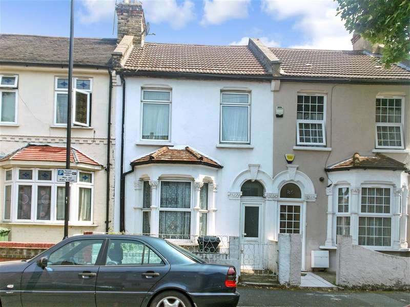 3 Bedrooms Terraced House for sale in St. Bernards Road, East Ham, London