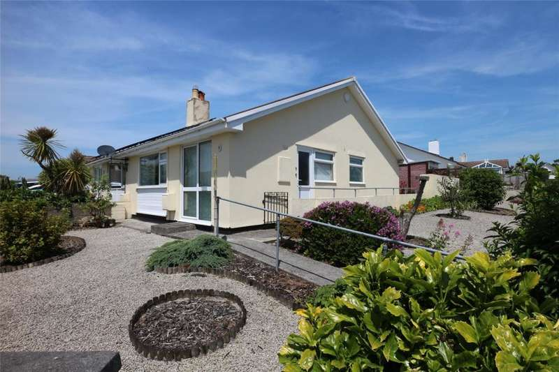 2 Bedrooms Semi Detached Bungalow for sale in Rosenannon Road, Illogan Downs, Redruth