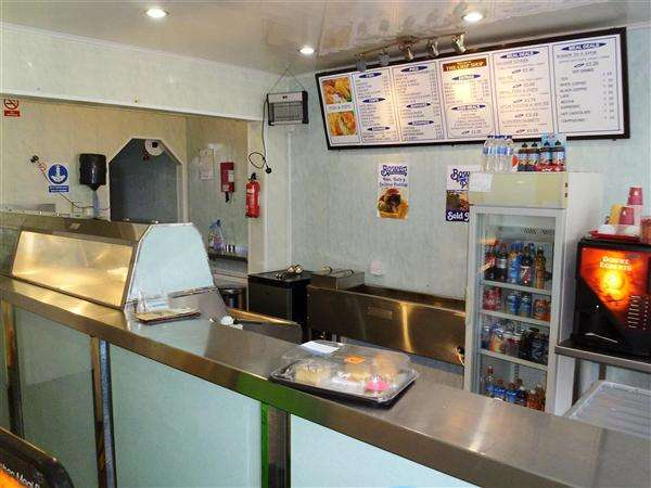 Commercial Property for sale in Lyons Lane, The Chip Shop, Chorley