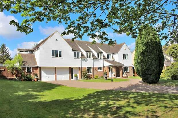 6 Bedrooms Detached House for sale in Finchingfield, Essex