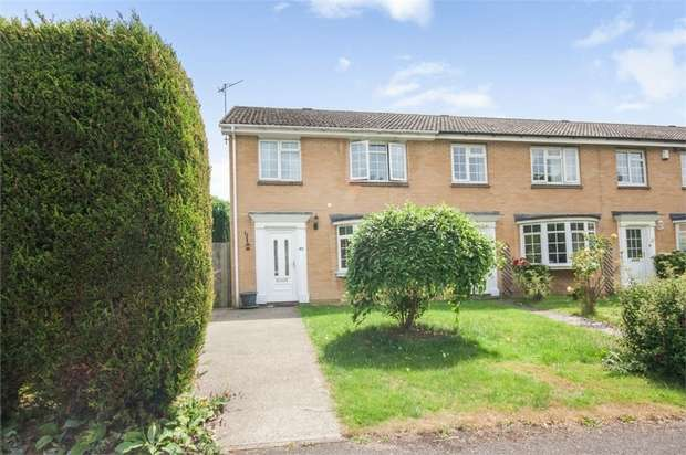 3 Bedrooms End Of Terrace House for sale in Oaklands, South Godstone, Godstone, Surrey