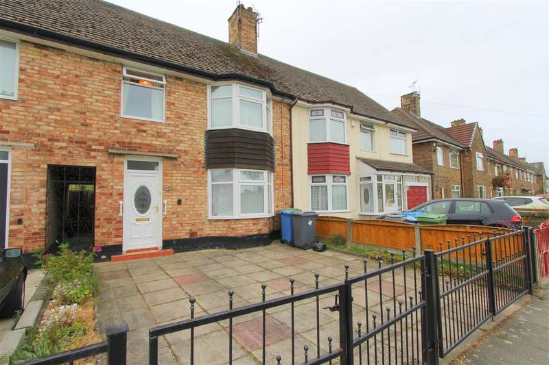 3 Bedrooms Town House for sale in Sutton Wood Road, Speke, Liverpool