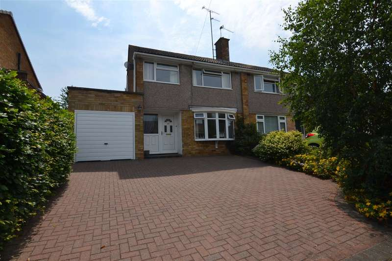 3 Bedrooms Semi Detached House for sale in Sidmouth Avenue, Stafford
