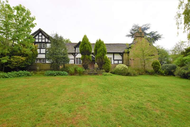 5 Bedrooms Detached House for sale in Old Manor Farm
