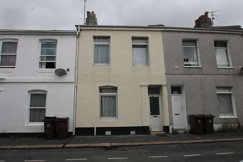 3 Bedrooms Terraced House for sale in Stonehouse