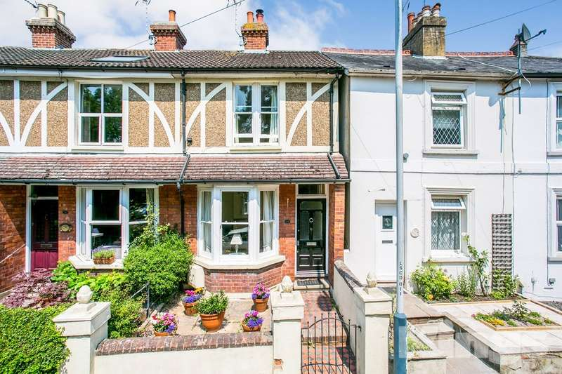 3 Bedrooms End Of Terrace House for sale in Speldhurst Road, Southborough