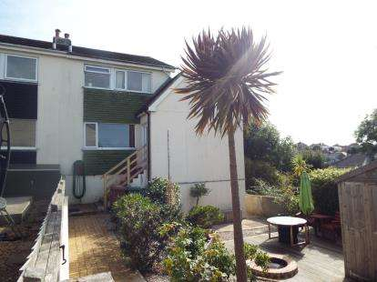 3 Bedrooms End Of Terrace House for sale in Pomphlett, Plymouth, Devon