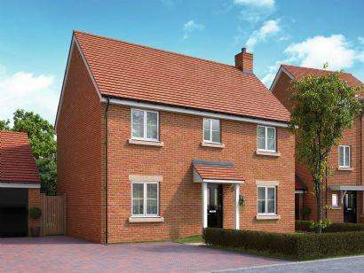 4 Bedrooms Detached House for sale in St Andrews At Kingsfield, Bromham Road, Biddenham