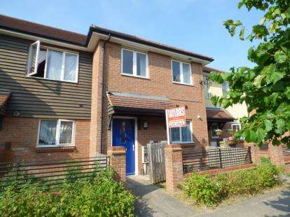 3 Bedrooms End Of Terrace House for sale in Oakworth Avenue, Broughton, Milton Keynes, Bucks