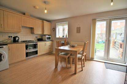 4 Bedrooms End Of Terrace House for sale in Junction Way, Mangotsfield, Bristol
