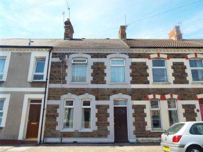 3 Bedrooms Terraced House for sale in Railway Street, Cardiff, Caerdydd
