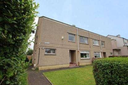 2 Bedrooms Flat for sale in Rylees Road, Penilee, Glasgow