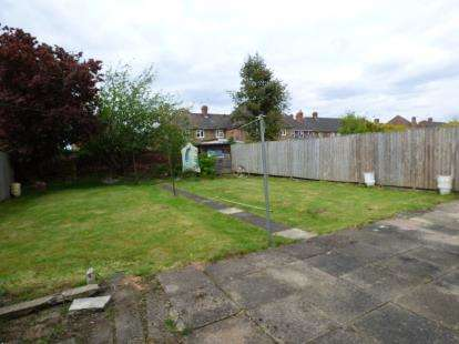 2 Bedrooms Bungalow for sale in Northwood Street, Stapleford, Nottingham