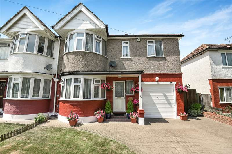 4 Bedrooms End Of Terrace House for sale in Torbay Road, Harrow, Middlesex, HA2