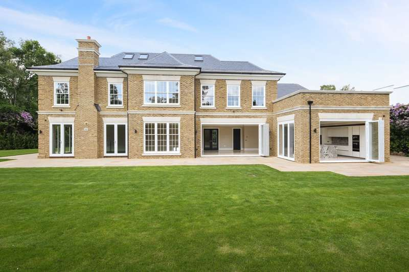 7 Bedrooms Detached House for sale in Burwood Park