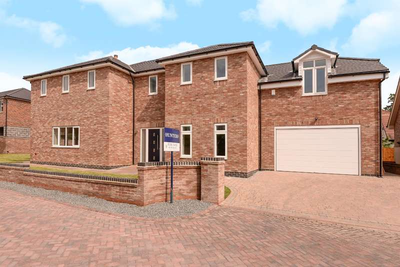 4 Bedrooms Detached House for sale in Merchants Drive, Cottingham, HU16 5AQ