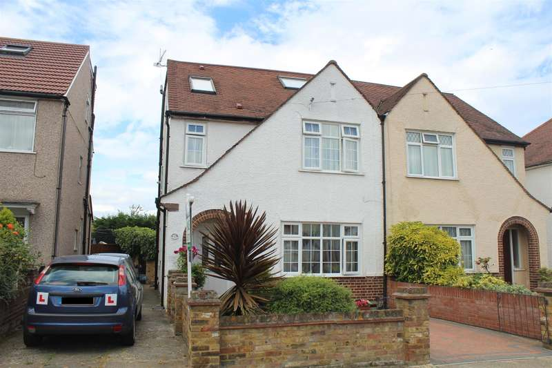 5 Bedrooms Semi Detached House for sale in Windsor Avenue, Hillingdon, Middlesex, UB10