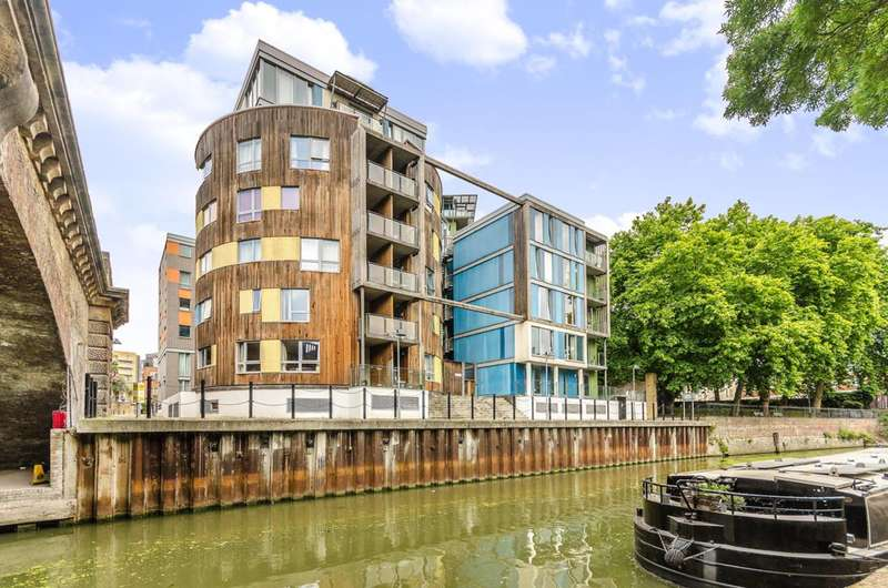 2 Bedrooms Flat for sale in Lime House Court, Limehouse, E14