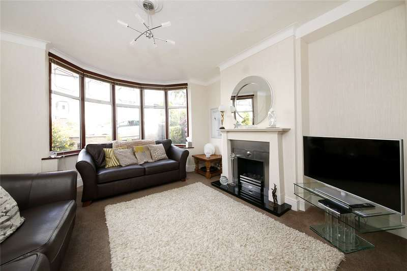 3 Bedrooms Terraced House for sale in Grangecliffe Gardens, London