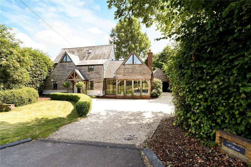 5 Bedrooms Detached House for sale in The Drift, Bentley, Farnham, Hampshire, GU10