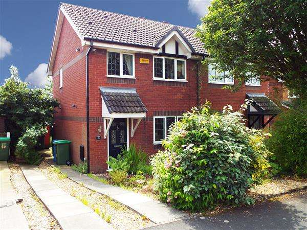3 Bedrooms Semi Detached House for sale in Bleasdale Street, Royton