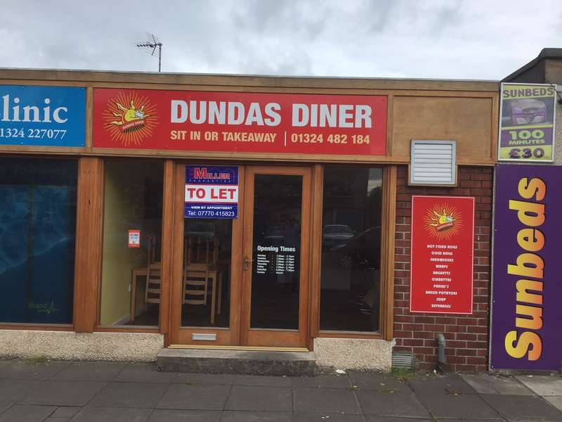 Property for rent in Dundas Street, Grangemouth