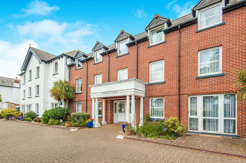 2 Bedrooms Flat for sale in Salterton Road, Exmouth, EX8