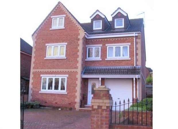 5 Bedrooms Detached House for sale in Doncaster Road, Mexborough, South Yorkshire