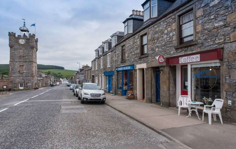 Commercial Property for sale in Conval Street, Dufftown, Keith, AB55 4AE