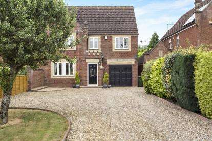 4 Bedrooms Semi Detached House for sale in West Winch, King's Lynn, Norfolk