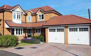 5 Bedrooms Detached House for sale in Jasmin Close, Minster On Sea, Sheerness