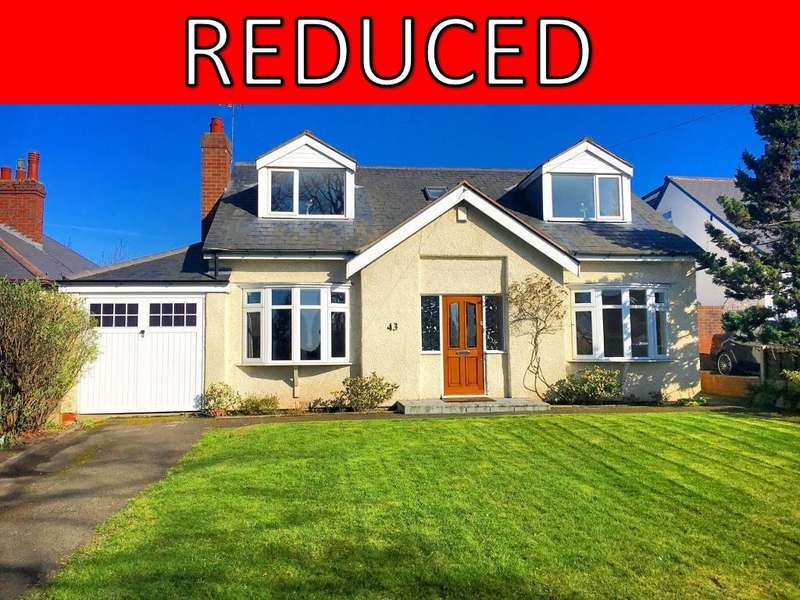 4 Bedrooms Detached House for sale in BUSTLEHOLME LANE, WEST BROMWICH, WEST MIDLANDS, B71 3BQ