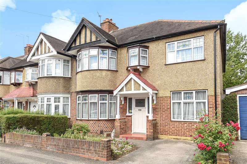 5 Bedrooms End Of Terrace House for sale in Torcross Road, Ruislip, Middlesex, HA4