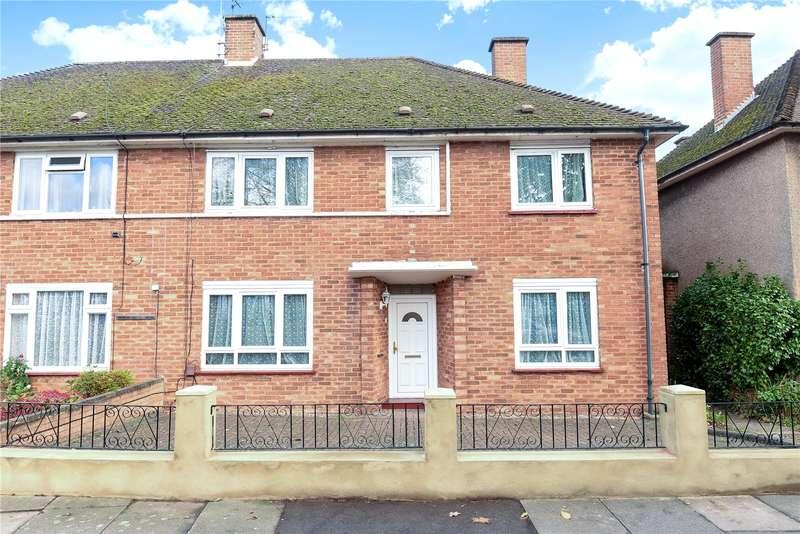 2 Bedrooms Maisonette Flat for sale in Whittington Way, Pinner, Middlesex, HA5