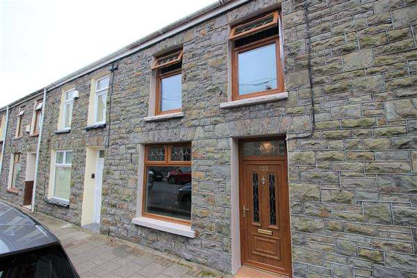 2 Bedrooms Terraced House for sale in Dumfries Street, Treherbert, Treorchy