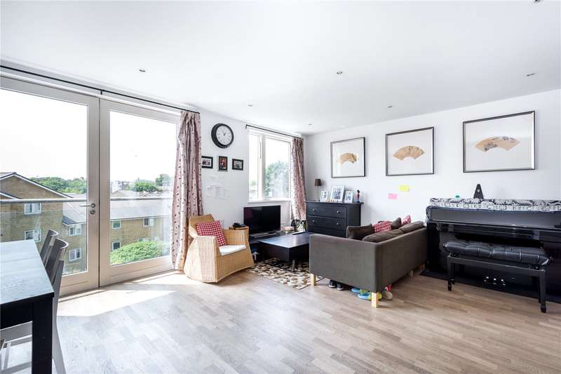 2 Bedrooms Flat for sale in Holloway Road, London, N7