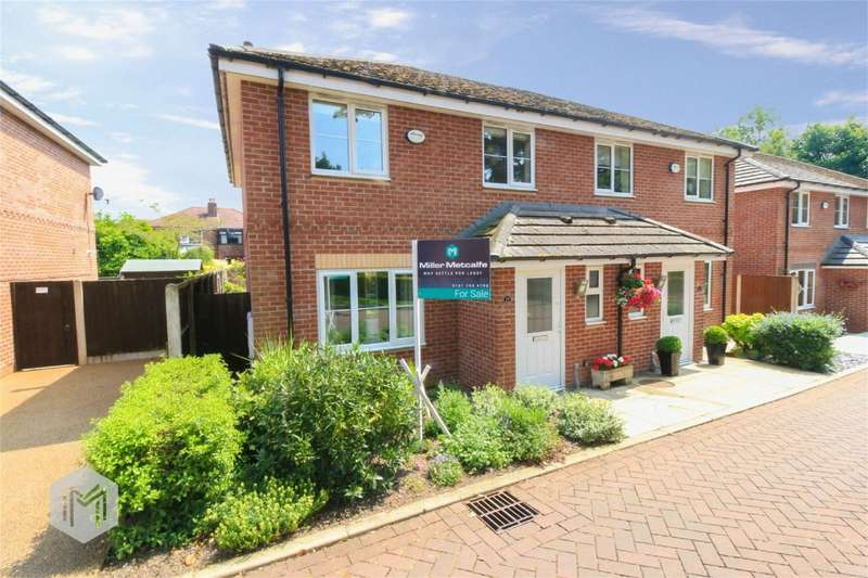 3 Bedrooms Semi Detached House for sale in Knights Grove, Swinton, Manchester