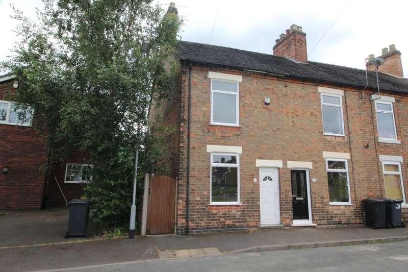 3 Bedrooms Property for sale in Farm Road, Burton-On-Trent, DE13