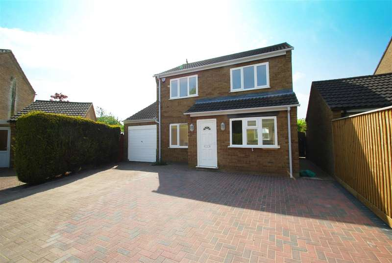 3 Bedrooms Detached House for sale in Ramsay Close, Skegness