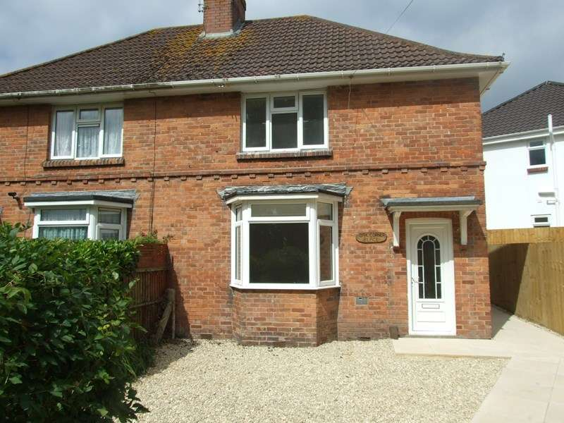 2 Bedrooms Semi Detached House for sale in Hamilton Road, Poole