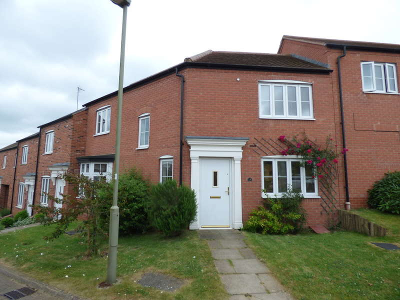 3 Bedrooms Terraced House for sale in Lord Fielding Close, Banbury